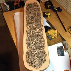 Skateboard top