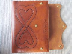 Bible Cover for my friend Curtis - Front