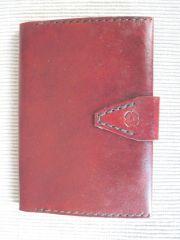 Passport holder for my sister - Back