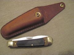 Knife pouch for my Nephew