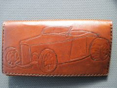 1932 Ford Checkbook cover