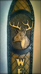 Tooled Buck