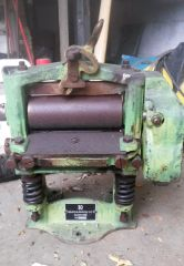Keats And Bexon splitter - before refurb