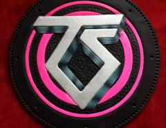 Twisted Sister Patch Work In Progress