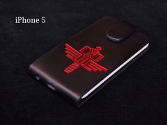 iPhone 5 Leather Case SotH