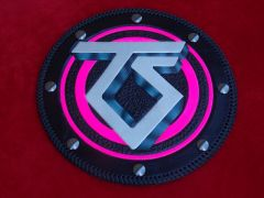 Twisted Sister Back Patch 020