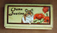 Mouse ladies purse