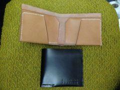 Five card slot wallet