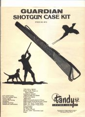 Guardian Shotgun Case Kit