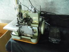 Aguja Commercial leather sewing machine model number GNI 4A
