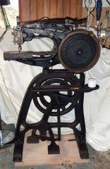 Pearson No6 harness machine