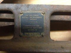 scarfing machine tag