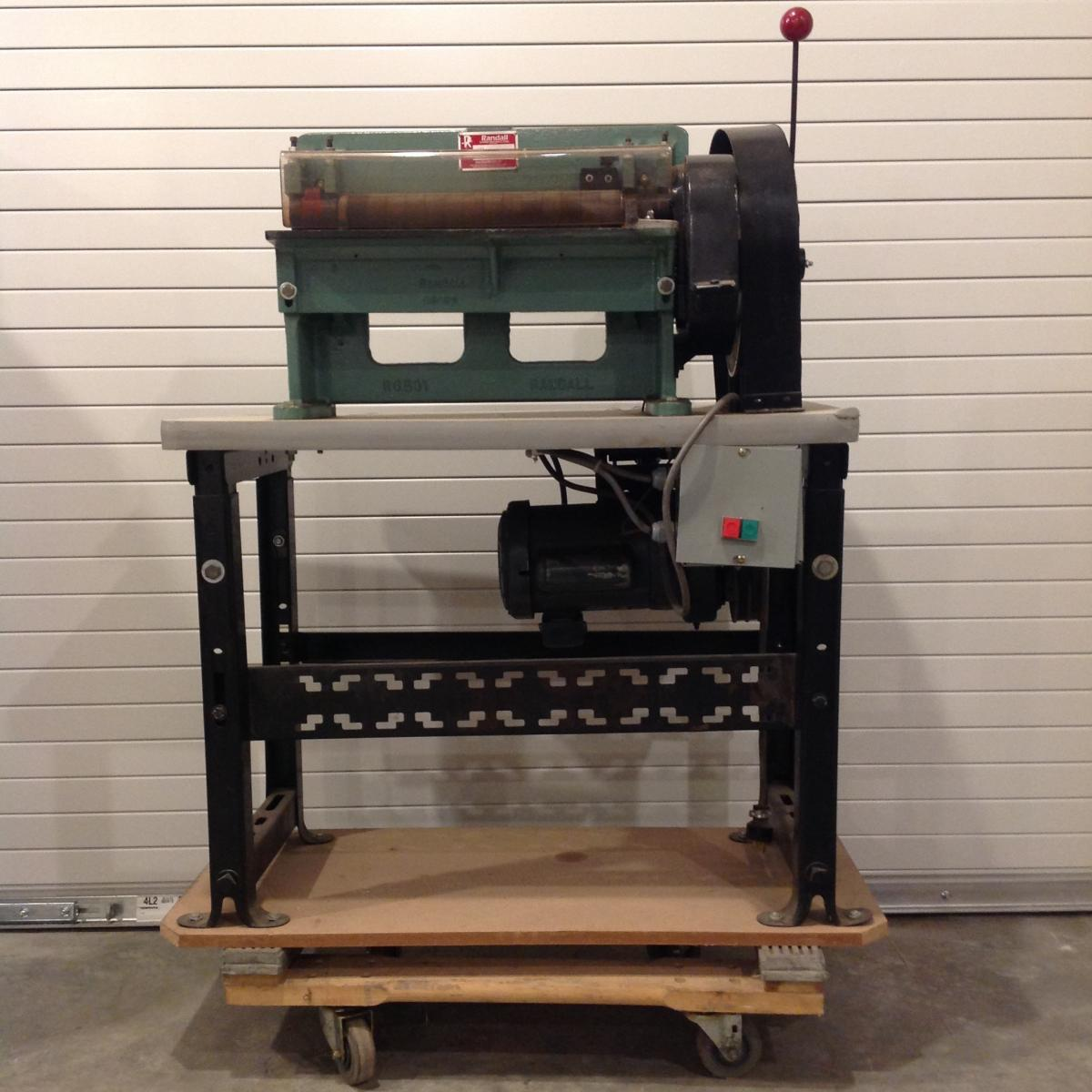 cbell randall sewing machine for sale