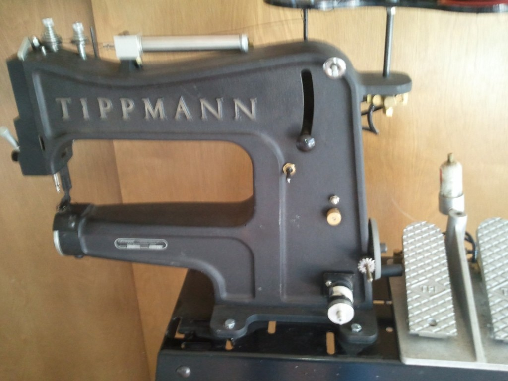 tippman sewing machine