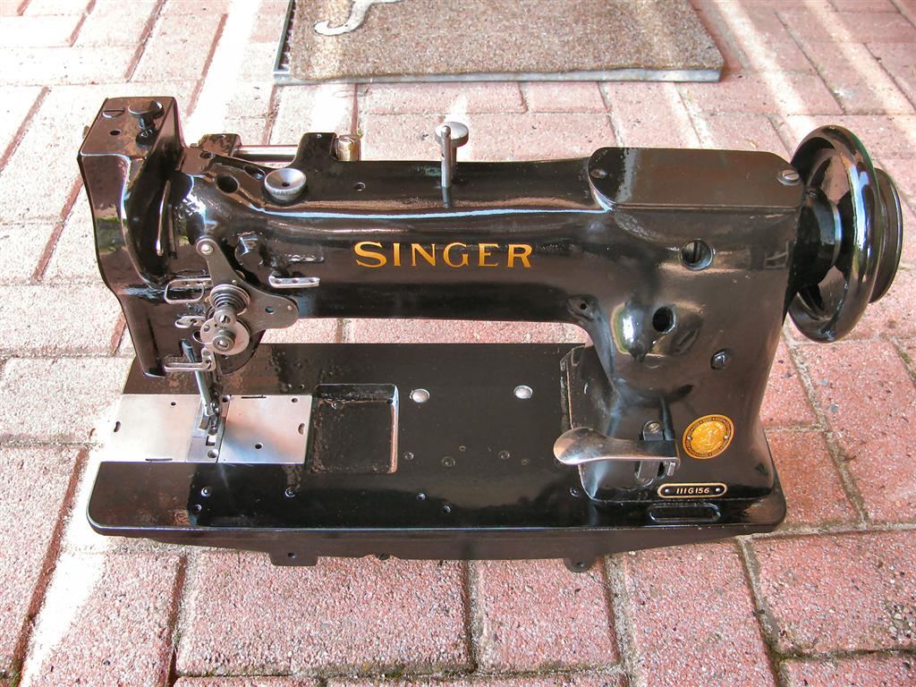 singer sewing machine leather belt