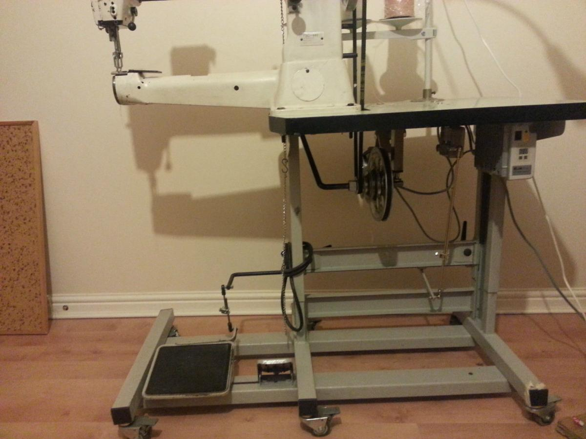 used arm sewing machine for sale