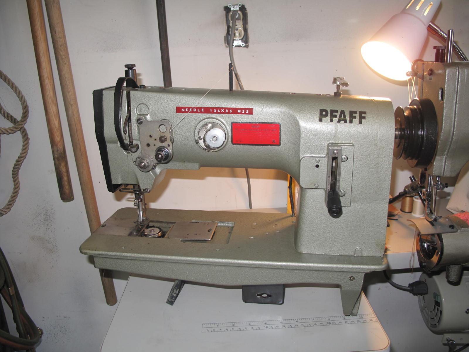 pfaff sewing machine bobbin problems