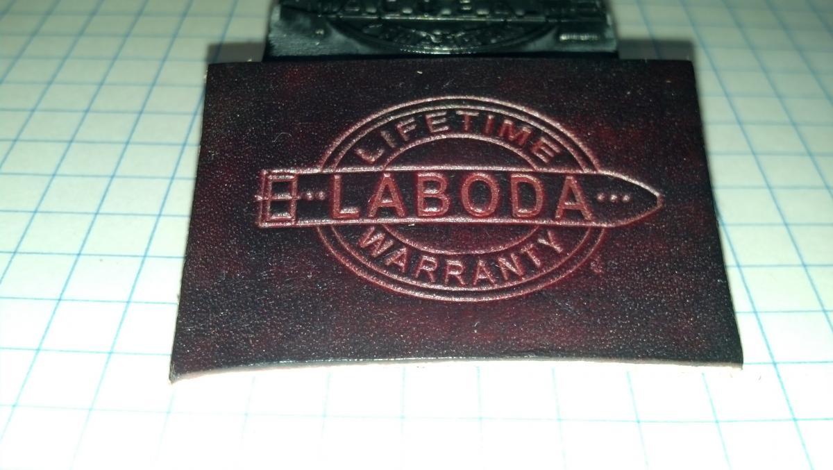 Product - Elle's Alpha's Stamp Set, 2 by 3