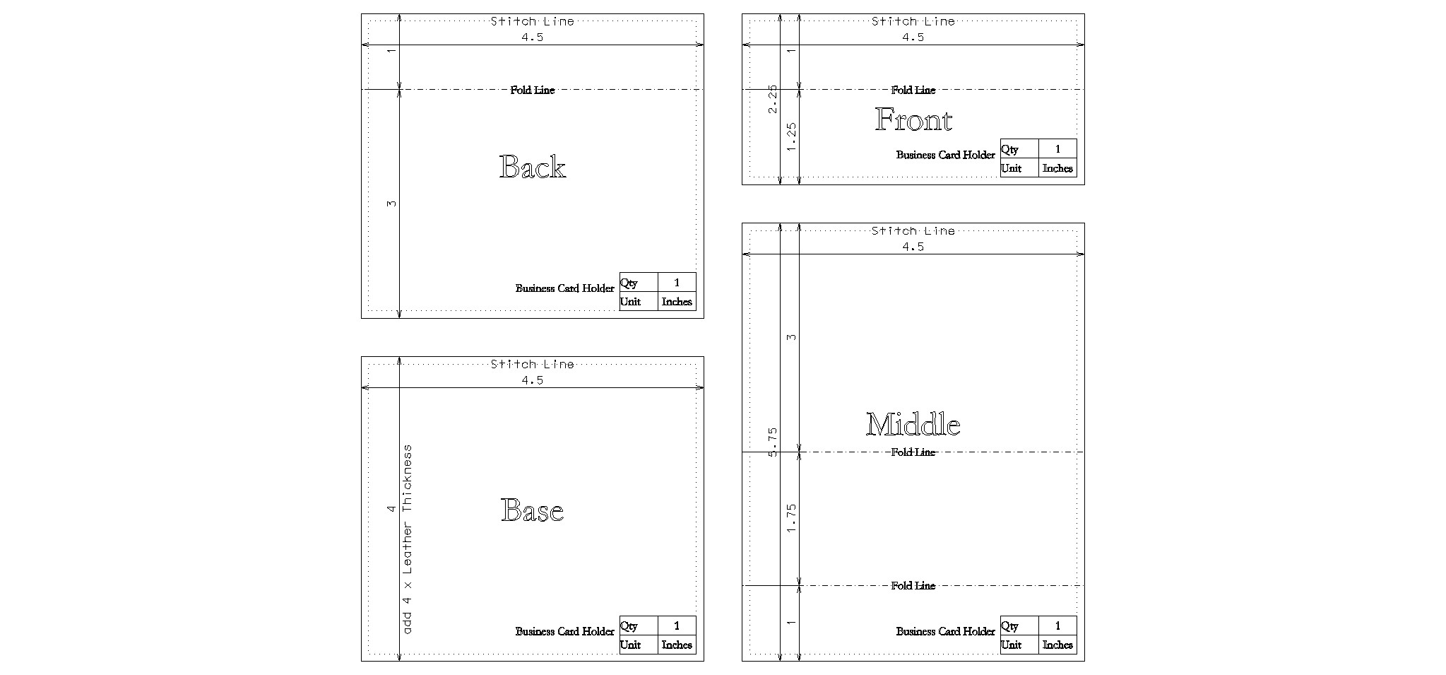 business card display template patterns and templates