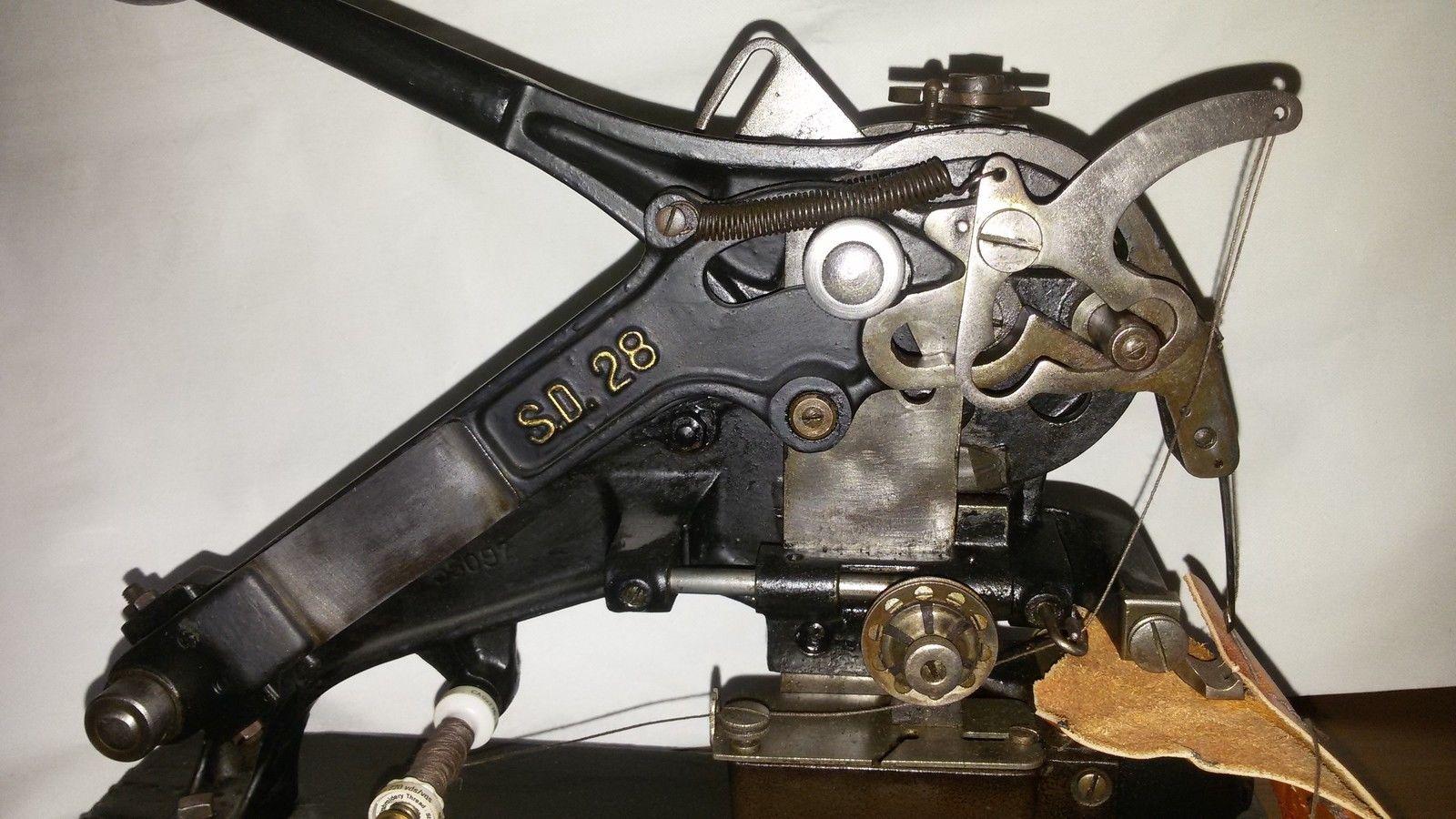 Junker & Ruh Sd 28 For Sale 1876 Museums Object  -> Nähmaschine Junker Und Ruh