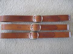 Belt for my Dad, Brother-in-law, and Father-in-law