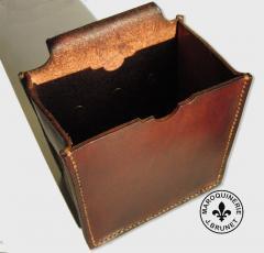 Shotgun Shell Box Belt Pouch