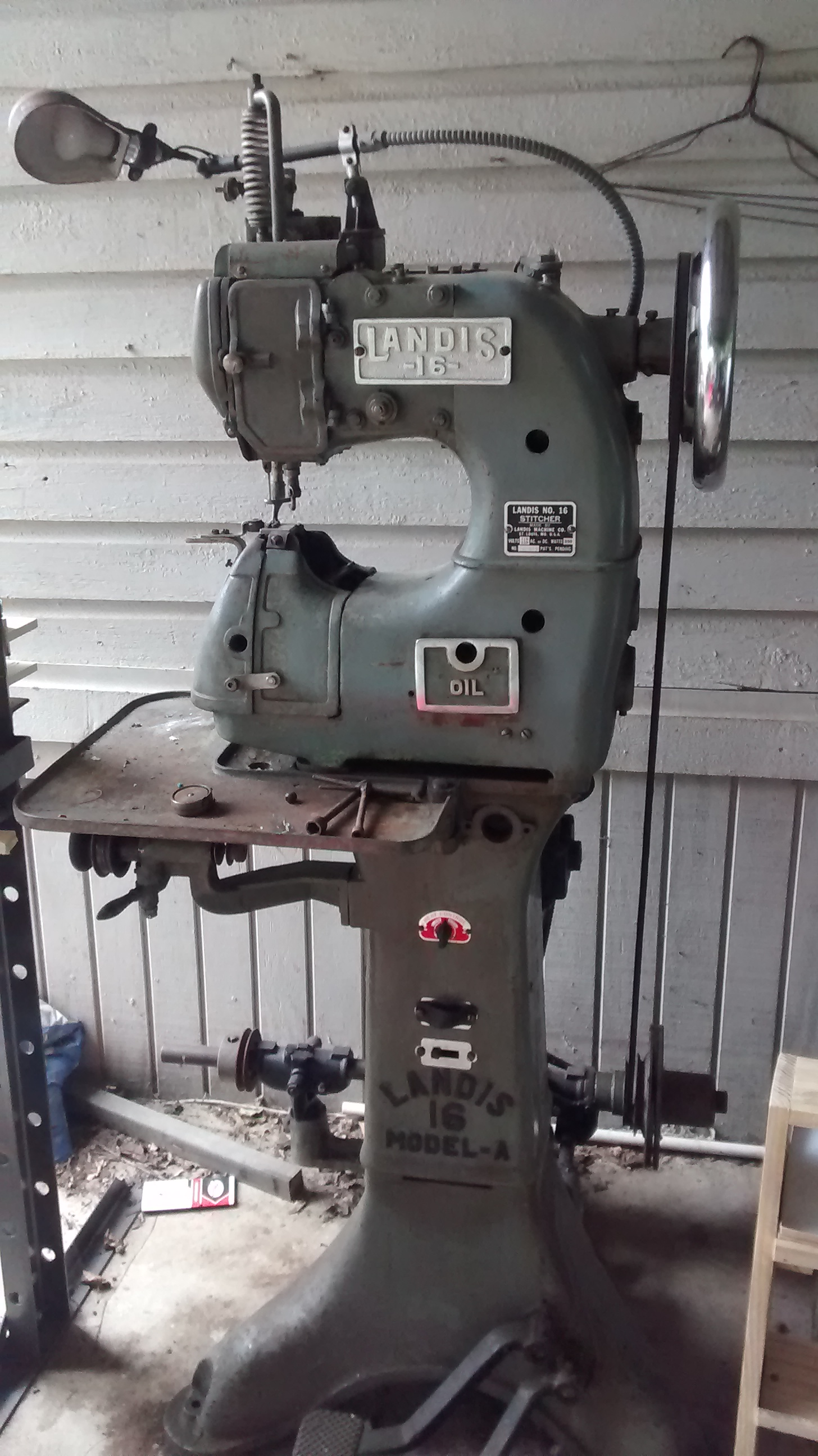 landis 3 sewing machine for sale