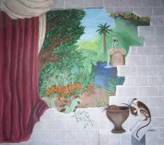 Jungle Wall Mural