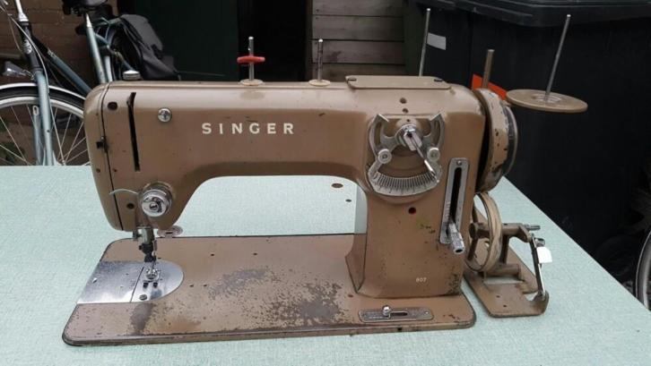 SINGER 40 LIKE A BERNINA 40 Leather Sewing Machines Amazing Bernina 807 Sewing Machine