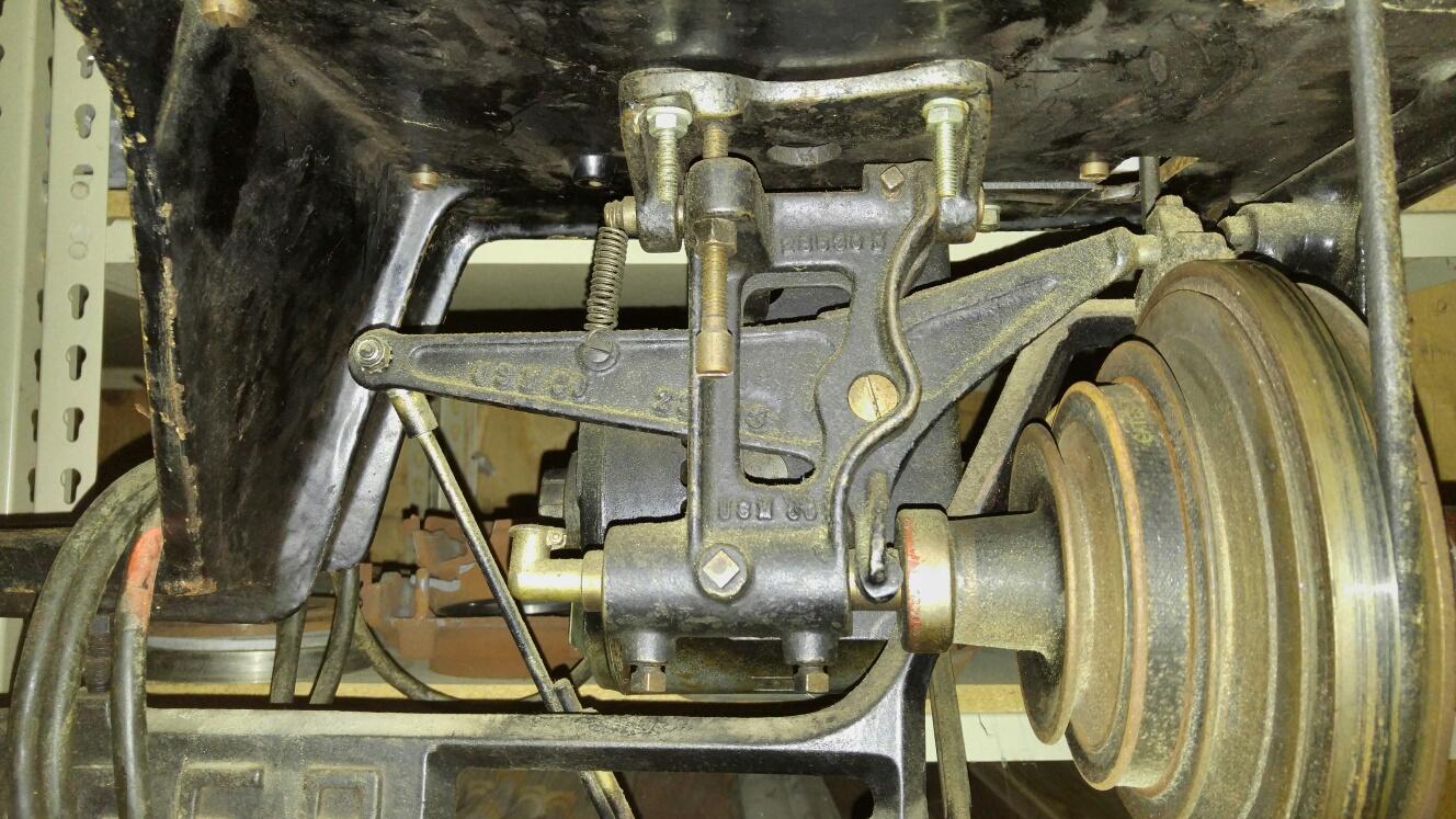 bradford sewing machine manual