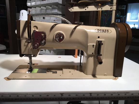 Please Help Pfaff 40 4040 Has Loose Bottom Stitches When Classy Pfaff 1245 Industrial Sewing Machine Parts