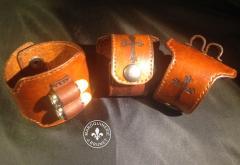 Wrist Cartridge Holder (Personalized Set of 3)