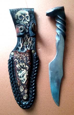 More Leatherwork