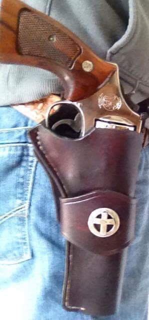 Holster for an Anaconda - Gun Holsters, Rifle Slings and