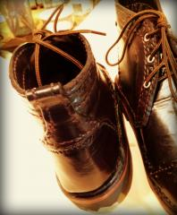 Lucky Work Boots