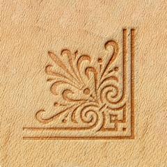 Custom stamp - corner