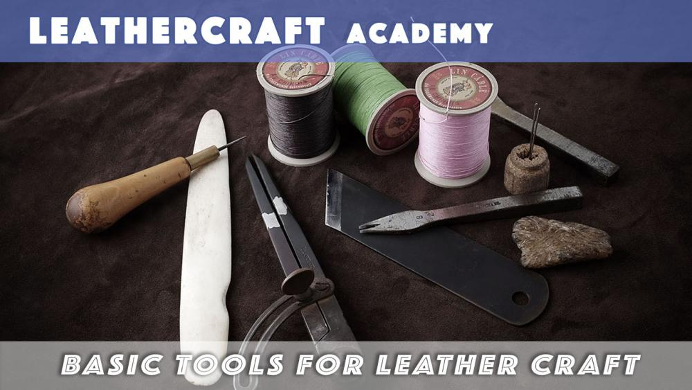 basic tools for leathercraft thumbnail.jpg