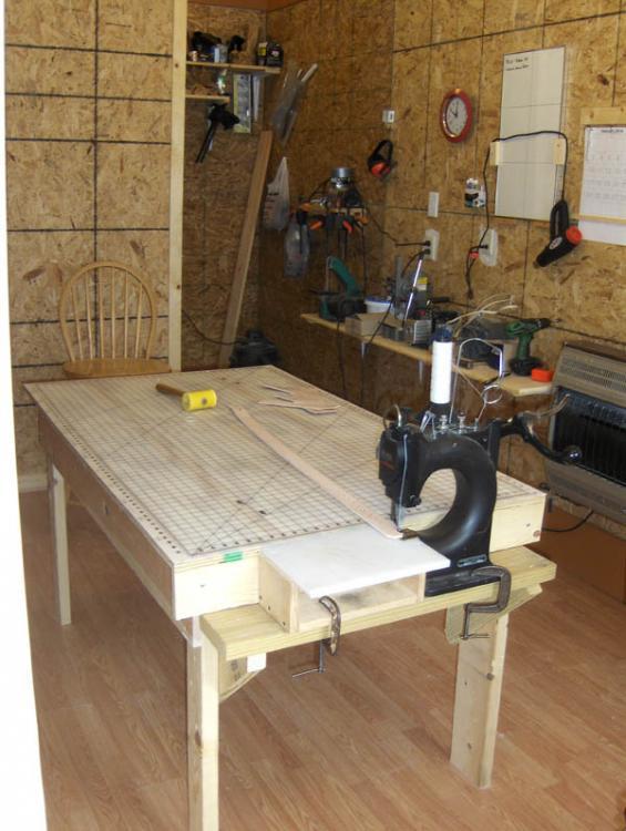 new shop first belt 022514.jpg