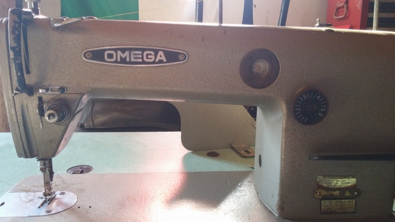 Need Info On Omega Industrial Leather Sewing Machines Impressive Omega Stitch Art Sewing Machine