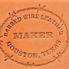 Barbed Wire Leather