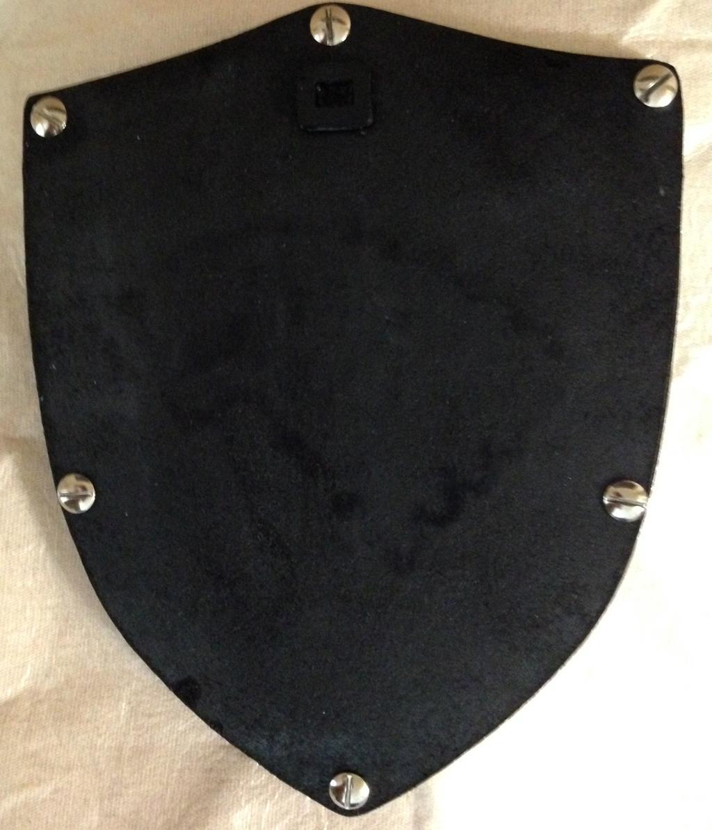 Game Of Thrones Shield (Stark) - Rear