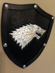 Game Of Thrones Shield (Stark)