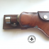Hatchet Sheath Vertical/Horizontal Belt Mounted