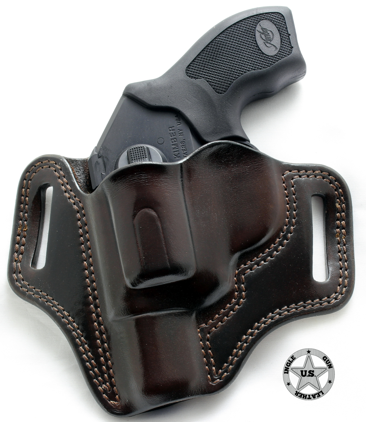 Kimber K6S Holster - Gun Holsters, Rifle Slings and Knife Sheathes