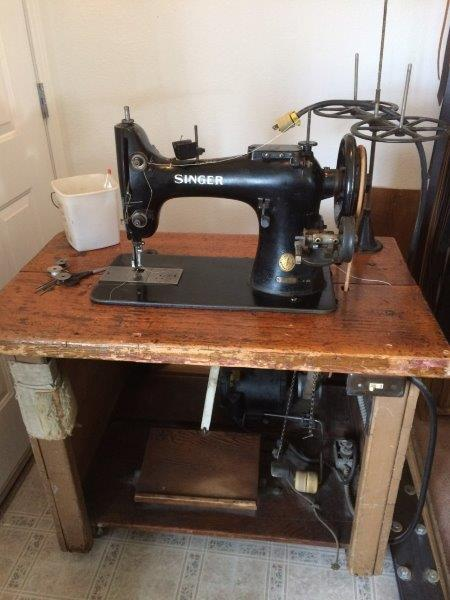 Singer 40K40 Leather Sewing Machines Leatherworkernet Awesome Sewing Machine Help Forum