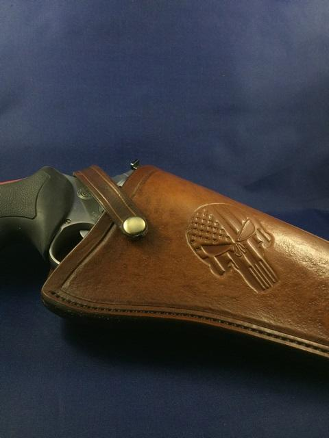 Cross Draw Holster for .454 Casull