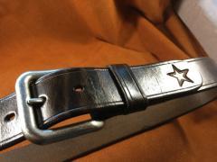Belt for a cowboys fan