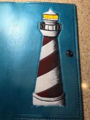 Lighthouse piece.  This was my 5th project