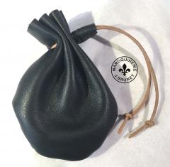 Mirrabella Lambskin Coin Pouch