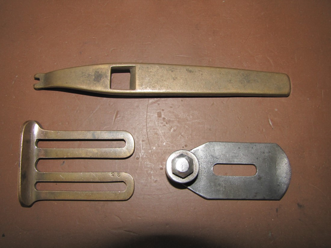 are these busmc pearson attachments leather sewing